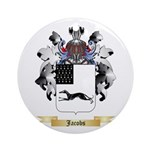 Jacobs 2 Ornament (Round)