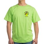 Jacobowits Green T-Shirt