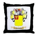 Jacobowits Throw Pillow