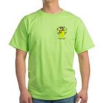 Jacobovitz Green T-Shirt