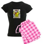 Jacobovitz Women's Dark Pajamas