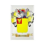 Jacobovitz Rectangle Magnet (100 pack)