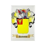 Jacobovits Rectangle Magnet (100 pack)