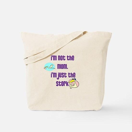 Funny Funny pregnancy Tote Bag