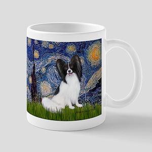 Starry Night Papillon Mug