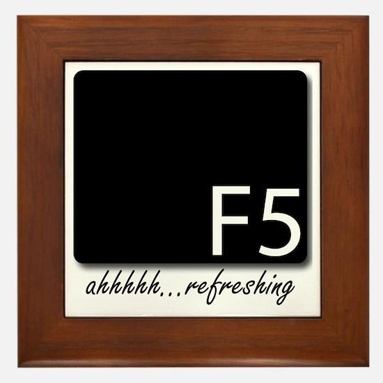 F5 Framed Tile