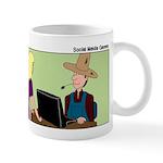 Social Media Farm Games Mug