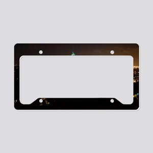 Seattle and the 12th man License Plate Holder