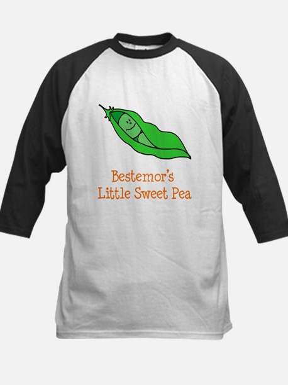 Bestemor's Sweet Pea Baseball Jersey