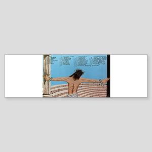 39 Stripes Bumper Sticker