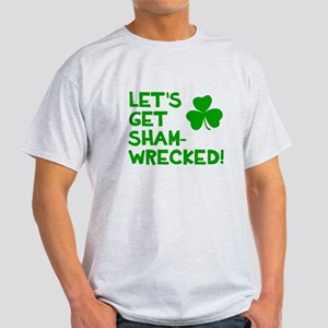 Let's get sham-wrecked! Light T-Shirt