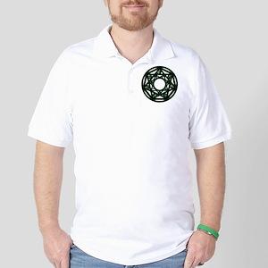 Cthulhu Sigil Golf Shirt