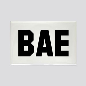 Bae Rectangle Magnet