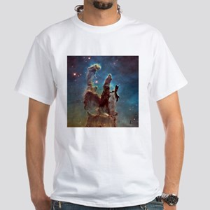 Pillars of Creation White T-Shirt