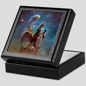 Pillars Of Creation Keepsake Box