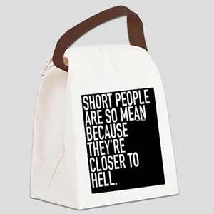 Hell Canvas Lunch Bag