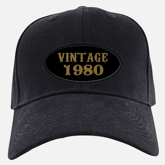 Custom Vintage Year Baseball Hat