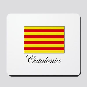 Catalonia - Flag Mousepad