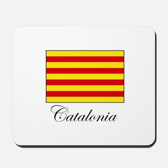 Catalonia - Flag Mousepad