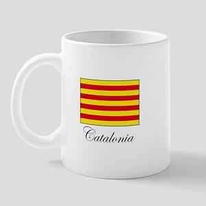 Catalonia - Flag Mug