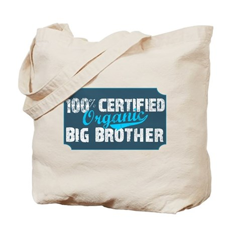 organic big brother Tote Bag