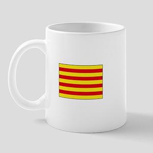 Catalonia Flag Mug