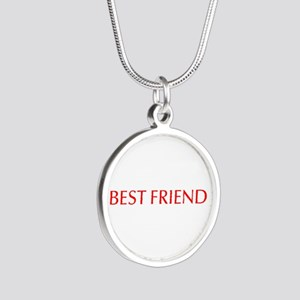 Best friend-Opt red Necklaces