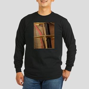 Inside a Piano Long Sleeve T-Shirt