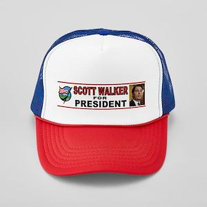 Walker Carson Bumperw Trucker Hat