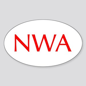 NWA-Opt red Sticker