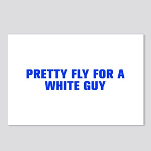Pretty fly for a white guy-Akz blue Postcards (Pac