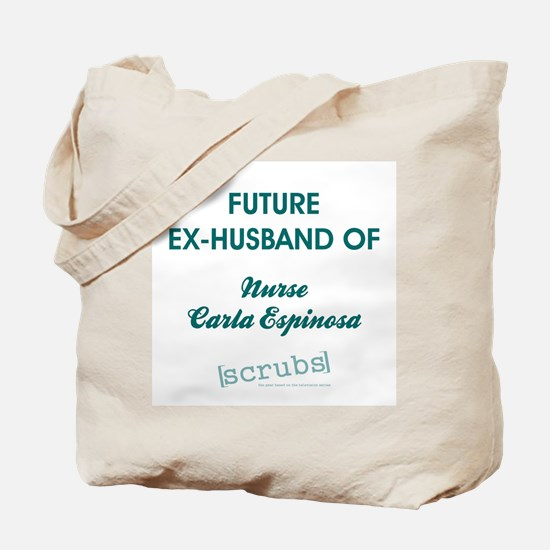 FUTURE EX-HUSBAND Tote Bag