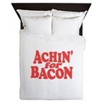 Achin for Bacon Queen Duvet