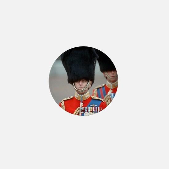 HRH Duke of Edinburgh Mini Button