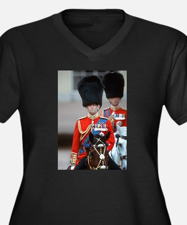 HRH Duke of Edinburgh Plus Size T-Shirt