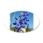 24x24 bluebonnet Wall Decal