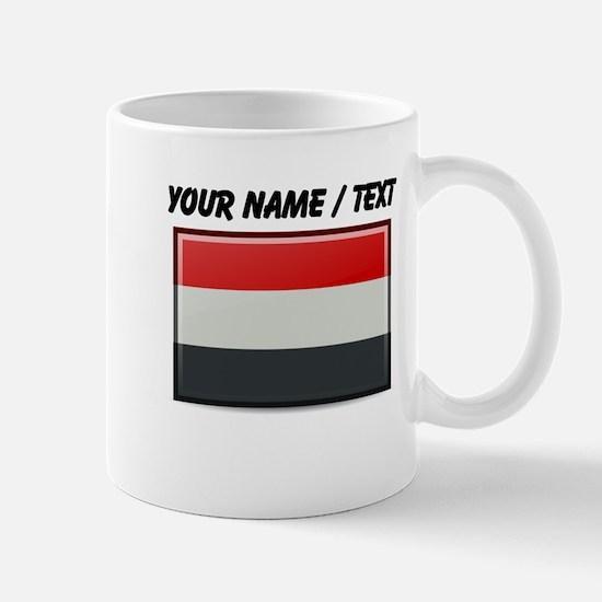 Yemen Flag (Custom) Mugs