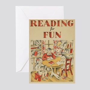 1935 Children's Book Week Greeting Cards (10 P