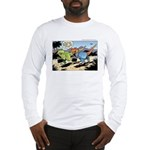 You Gotta Have Style Long Sleeve Dinosaur T-Shirt