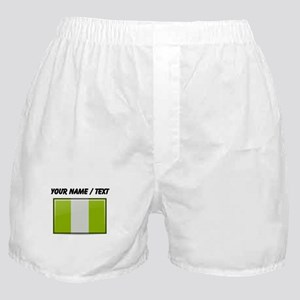 Nigeria Flag (Custom) Boxer Shorts