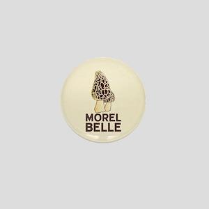 Morel Belle Mini Button