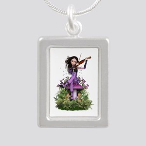 Amethyst Fairy ~ Summer Melody Necklaces