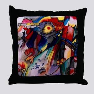 Kandinsky - 293 Throw Pillow
