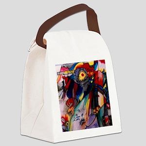Kandinsky - 293 Canvas Lunch Bag