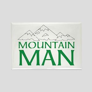 MOUNTAIN MAN Magnets