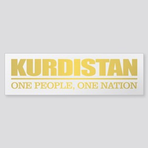 Kurdistan 2 Bumper Sticker