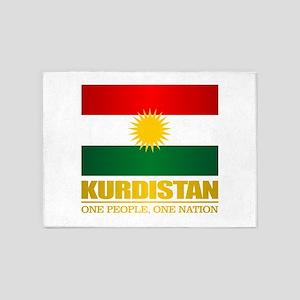 Kurdistan 2 5'x7'Area Rug