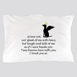 I LOVED YOU SO Pillow Case