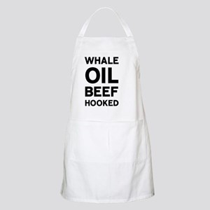 Whale Oil Beef Hooked Apron