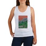 Sunset Mountains Tank Top